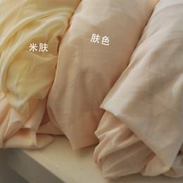 $enCountryForm.capitalKeyWord Canada - 160CM *50CM 4 way stretch nylon mesh fabric soft birdeyes lining underwear stockings skin color knit mesh material