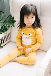 $enCountryForm.capitalKeyWord Canada - Boys Girls Kids Spring Autumn Winter Long Sleeve O-neck Cute Homewear Sleepwear Pajamas Nightwear Underwear