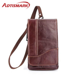 Iphone belt loop pouch online shopping - Adtismark Leather Pouch Belt Clip Hook Loop Shockproof Phone Case Cover Bag Holster For Multi Smart Phone Smartphone