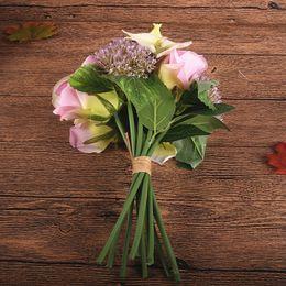 Discount Blue Orchid Wedding Bouquets   Blue Orchid Wedding Bouquets ...