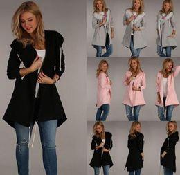 $enCountryForm.capitalKeyWord NZ - 2018 Women Winter Jacket Coat Female Autumn Cotton Blend Basic Jacket Outerwear Slim long Ladies Blouse