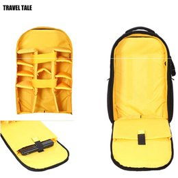 TRAVEL TALE Wasserdichter professioneller DSLR-Kamerakoffer Tasche Video Photo Digitalkamera-Trolley-Rucksack