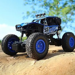 $enCountryForm.capitalKeyWord NZ - Charging wireless electric remote control four way big foot monster off-road vehicle high speed remote control toy car toy car for children