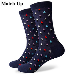 $enCountryForm.capitalKeyWord Canada - 2016 Men's combed cotton brand men socks,colorful dot casual socks,US size (7.5-12) 371