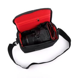 mark bags UK - Camera Case Shoulder Bag For Olympus OM-D E-M10 Mark II EM10 E-M5 PEN-F E-P5 E-PL5 E-PL6 E-PL7 E-M1 II E-M1 STYLUS 1 SP-100EE
