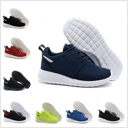 sport shoes black colour 2019 - 20 Colours New London Olympic Running Shoes For Men Women Sport London Olympic Shoes Woman Men Trainers Sneakers shoes c