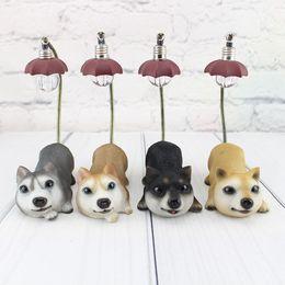 $enCountryForm.capitalKeyWord NZ - New Dogs Night Lamp zakka Japanese groceries Creative Resin Handicrafts Student Gift furnishings