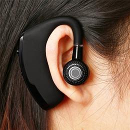 V9 Bluetooth наушники беспроводная связь Handsfree бизнес наушники с микрофоном голосового управления гарнитура для привода one piece/образец для iphone универсальный