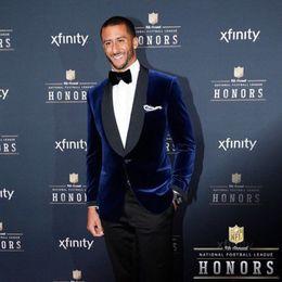 Dark Blue Suits Australia - Classic Dark Blue Velvet Groom Tuxedos Performance Men Blazer Groomsmen Suit Men Slim Fit Wedding Suits Coat 2017 (Jacket+Pants)