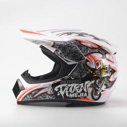 Helmet xl wHite online shopping - TATAN MEJIA motocross helmet cycle Helmets motorbike motorcycle Electric Bike Cycling ABS Yellow Black White S M L XL pc