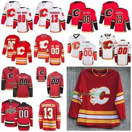 $enCountryForm.capitalKeyWord NZ - Custom 2019 Calgary Flames New Old Alternate Johnny Gaudreau Men Lady Kids Matthew Tkachuk James Neal Mark Giordano Hockey Jersey