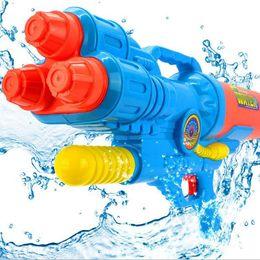 $enCountryForm.capitalKeyWord NZ - Summer Hot Sale Kid's Sand Water Gun Play Toy By Air Pressure Kids' Water Pistols Fastest 48cm 900ml