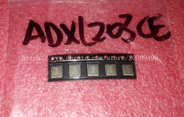 new computer chips Australia - ADXL203CE ADXL203 LCC-8 in stock new and Original IC Free Shipping car computer board chip