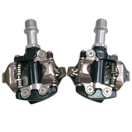 Pedals For Road Bicycle Australia - LOLTRA PROMEND Bicycle Pedal Ultralight Sealed Bearing Aluminum Alloy Self Locking Racing Bike Pedals For Mountain Road Bike