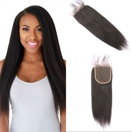 China Human Hair Lace Closure with Baby Hair Vietnamese Hair Light Yaki Top Closures Middle Free 3 Way Part FDshine supplier malaysian light yaki suppliers