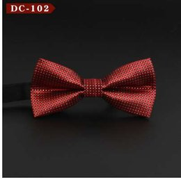Wholesale Bowtie men formal necktie commercial wedding butterfly male marriage bow ties for men business Dress Shirt gift