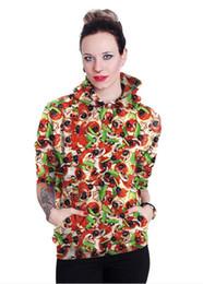 $enCountryForm.capitalKeyWord UK - 2019 New Design Hiphop Hoodies Owl 3D Printing Gold Metal Cool Fashion Autumn Sweatshirt Thin Hooded Women Hoodie Bts Bell Belt clothes swea