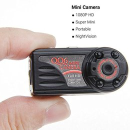 mini ir camera memory Australia - 32GB memory built-in FULL HD 1080p mini dvr IR night vision Metal fuselage micro camera World Smallest cam PQ192