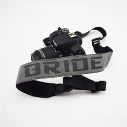 Опт Универсальный регулируемый JDM стиль невесты камеры ремень камеры плеча шеи ремень ремень Ремень для гоночных сувениров