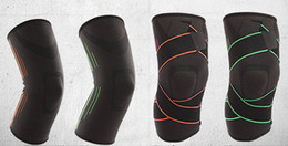 $enCountryForm.capitalKeyWord Canada - Adult sports knee pad nylon elastic warm, safety guard knee protector leg sleeve S M L XL orange, green
