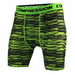 $enCountryForm.capitalKeyWord NZ - Free Shipping Hot Sale Camouflage Quick Dry Men Tight Skin Compression Shorts New Stylish Size: S-XXXL