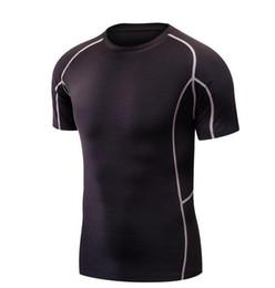 RUNNING тренировочный свитер нового сезона Быстрая сухая футболка WICKING MOISTURE WICKING бесплатная доставка AAAA