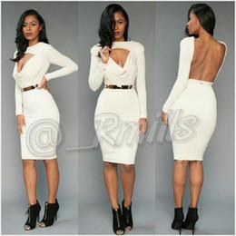 ef920a04 White silk sheath mini dress online shopping - Designed Sheath White Mini  Short Cocktail Dresses New