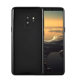 Russian Radio online shopping - 6 inch Full Screen Goophone S9 Plus GB GB GB Face ID Fingerprint G WCDMA Quad Core MTK6580 Android GPS MP Camera Smartphone