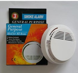 $enCountryForm.capitalKeyWord Australia - Smoke Alarm Detectors Wireless Sensitive Photoelectric Independent Fire smoke Sensor For office Shop Hotel Home Security Alarm System