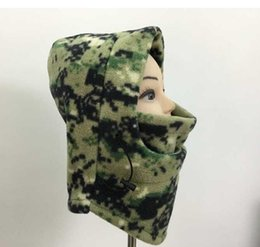 $enCountryForm.capitalKeyWord NZ - outdoors fleece face mask tactical CS camouflage motorcycle mask helmet Winter Balaclava Swat Skiing cycling Neck Face Masks warm Hood caps