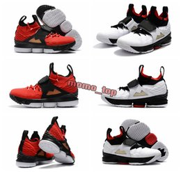 418a44f1ade6c 2018 New Arrival 15 Red Diamond Turf 15s Men Basketball Shoes Black White  Red Alternate Edition Mens Trianers Sneakers Size US 7-12