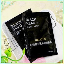 Nose Pores Remove Australia - PILATEN BLACK HEAD Nasal Mineral Mud Blackhead Acne Nasol Remover Nasal Pore Cleaner Remove Nose Blackhead smallPouch