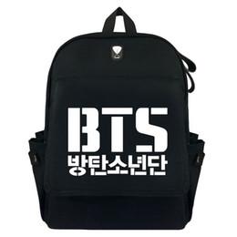 7c681496b87a BTS Bulletproof Boy Scouts backpack new schoolbag