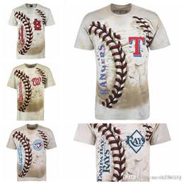 4bc5f45a643 Washington Nationals Toronto Blue Jays Texas Rangers Tampa Bay Rays St. Louis  Cardinals Hardball T-Shirt Cream