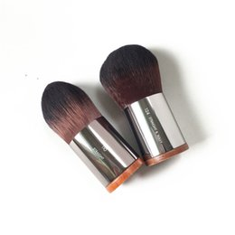 makeup brushes purpose UK - MUFE FOUNDATION Kabuki 110   Powder Kabuki Brush 124 - Portable Multi-purpose Face Kabuki Brush - Beauty makeup brushes Blender