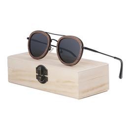 86b2649068 2018 wood Sunglasses Wood Polarized Sunglasses Mens Glasses UV 400  Protection Eyewear in Wooden Original Box
