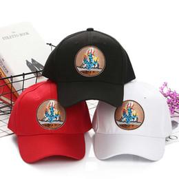 2c54aeb6 Types Men Caps Canada - Travis Scott Caps 2 Types 4 Colors Fashion  Embroidered Baseball Cap
