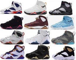 $enCountryForm.capitalKeyWord Canada - High Quality 7 7s Bordeaux Hare Olympic Tinker Alternate Men Basketball Shoes 7s Sweater UNC French Blue GMP Raptor Sneakers