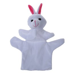 Toys & Hobbies 100% True New Cute Baby Child Zoo Farm Animal Hand Sock Glove Puppet Finger Sack Plush Toy Newmodel:duck
