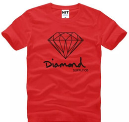 diamond supply tee shirts Australia - Diamond Supply Co Printed Man T Shirt New Summer Mens T-shirt Harajuku Casual Hip Hop Cotton Tees camisa AMD217