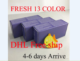 Wholesale freeshipping color fresh COLOR Tone contact lenses box pc pair Contact lens case