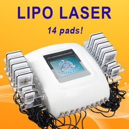 Home Laser Slimming Machines NZ - lipolaser desktop body laser LLLT Cellulite Fat Removal Lipolaser Weight Loss Machine Slimming home use personal care