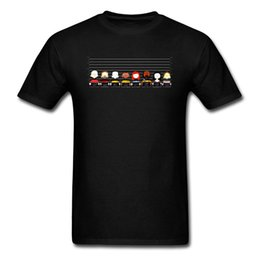 Team Usa Clothing UK - Star Trek Tshirt Police Lineup Team T-Shirts High Quality Brand Clothing Shirt USA New York Plus Size Funny T Shirts Cartoon