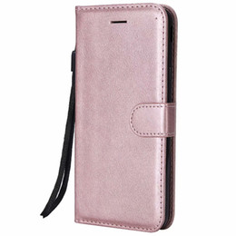 $enCountryForm.capitalKeyWord UK - Wallet Case For Samsung Galaxy J7 2018 US Version Flip back Cover Pure Color PU Leather Mobile Phone Bags Coque Fundas