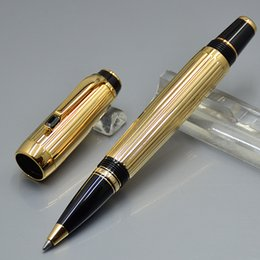 gems pen 2019 - AAA High quality Bohemies Golden   Silver Rollerball pen Gift Business office stationery with Gem Germany Brands MB Seri