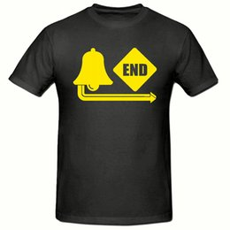 Bell End T-Shirt Lustiges Slogan Herren T-Shirt Sm - 2xl Stag Party Neue T-Shirts Lustige Tops T-Shirt Neue Unisex Lustige Tops