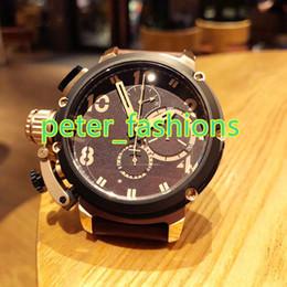$enCountryForm.capitalKeyWord Australia - Original multi-function quartz watch world famous brand men's watch leather waterproof casual sports watch free shipping
