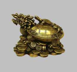 $enCountryForm.capitalKeyWord UK - The size of copper ornaments Zhaocai and dragon talisman feng shui ornaments Home Furnishing jewelry orname