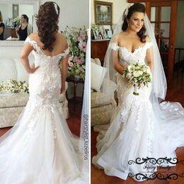 Discount Mermaid Wedding Dresses For Short Women | Mermaid Wedding ...