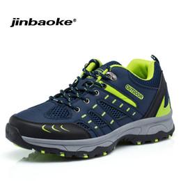 $enCountryForm.capitalKeyWord NZ - Men Hiking Shoes Non-slip Wear-resistant Rubber Sole Climbing Shoes Summer Sport Outdoor Walking Travel Comfortable